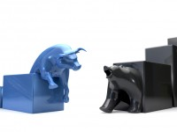 Sacar partido a las subidas y bajadas de la bolsa: osos contra toros