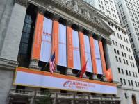 Alibaba debuta en Wall Street con subidas de más del 30%
