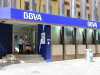 BBVA cae más de un -5% tras su ampliación para financiar la compra del banco turco Garanti