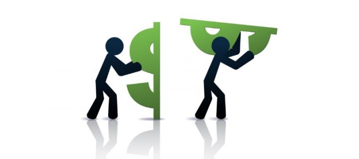 ¿Por qué cuando una empresa reparte dividendo baja su cotización?