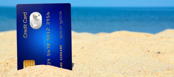 Consejos para contener el gasto con tarjeta de crédito en las vacaciones