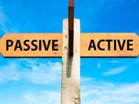Distinguiendo los fondos de inversión activos y pasivos