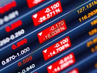 Las bolsas europeas, incapaces de poner freno a las caídas
