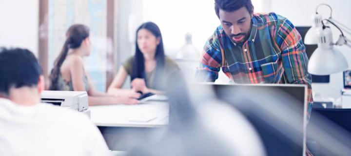 Coworking, la nueva tendencia para no trabajar solo