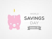 31 de octubre: ahorradores, ¡feliz día mundial del ahorro!