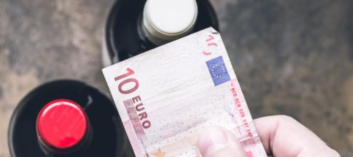 ¿Cuántos euros nos bebemos en alcohol los españoles?