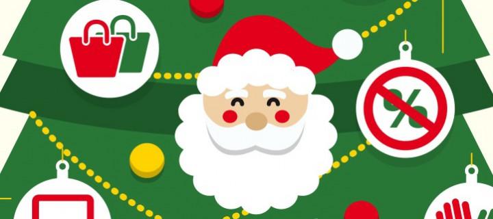 Las Navidades del ahorrador [Infografía]