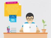 10 ideas ahorradoras para pagar menos en la Renta 2015 [Infografía]