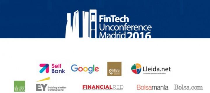 Self Bank, la única entidad bancaria en Fintech Unconference 2016