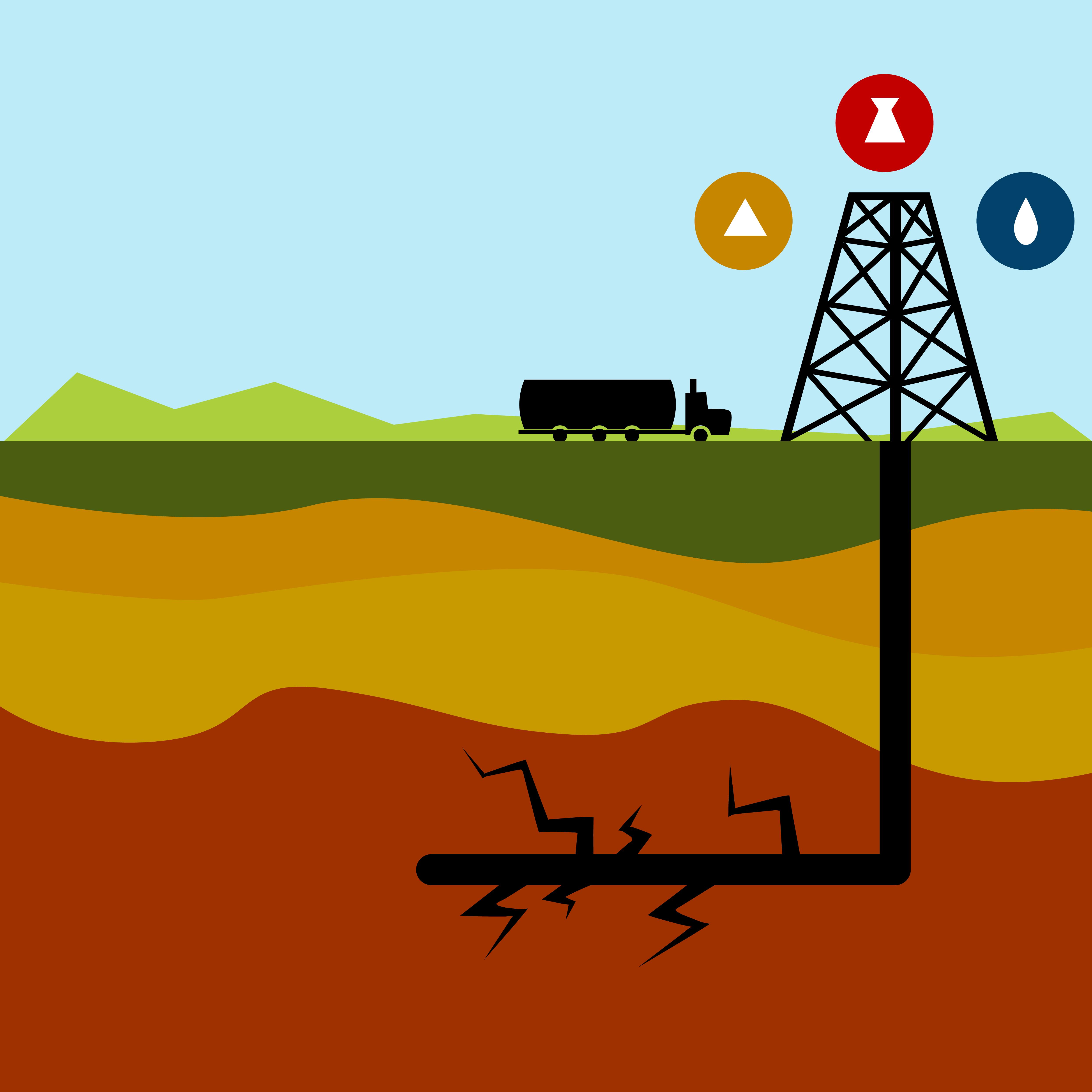 Fracking una nueva t cnica para extraer petr leo el for Como se extrae el marmol