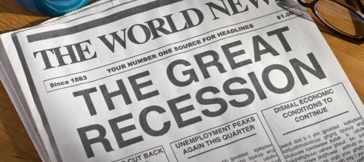 La Gran Recesión, una crisis que parece no acabar nunca - El blog ...