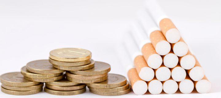 5 minutos de humo por 24 céntimos, ¿cuánto nos gastamos en tabaco en España?
