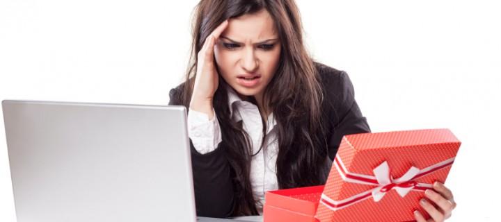 Re-gifting: si no te gusta un regalo…¡pues lo vendes!