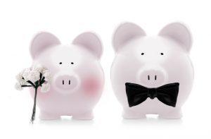 saving for the wedding
