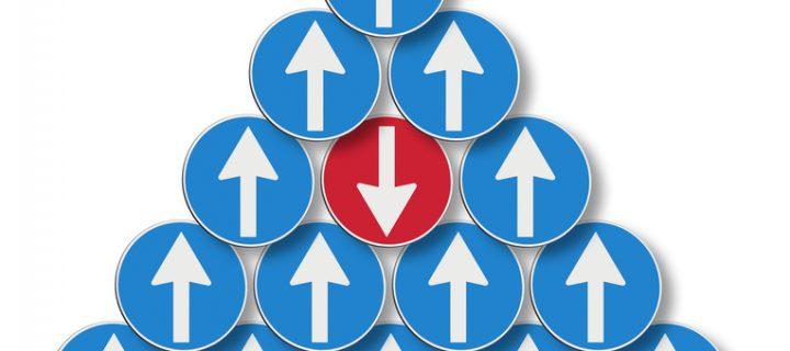 Contrarian investing, o cómo invertir a contracorriente puede ser más rentable