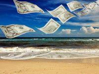 Paraíso fiscal, dinero sin declarar, dinero sin impuestos.