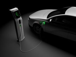 Charging of electric cars.