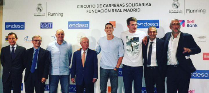 Self Bank colabora con la Fundación Real Madrid en el Circuito de Carreras Solidarias