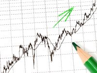 El Ibex sube un 1,43% y vuelve a cotizar por encima de los 8.800
