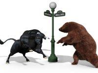 Osos y toros, los dos actores de la Bolsa