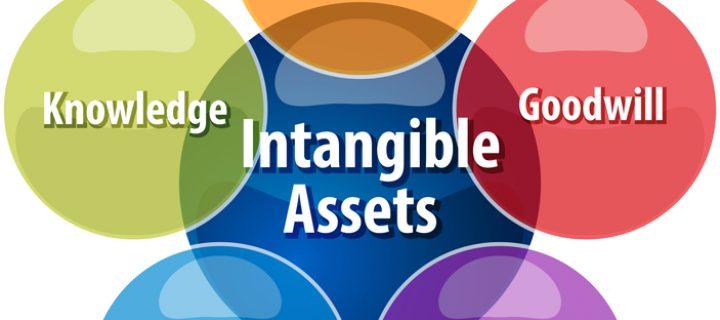 ¿Qué es y cómo afecta el activo intangible a la estructura capital de una empresa?