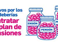 Motivos por los que deberías contratar un plan de pensiones [Infografía]