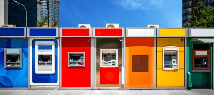¿Con cuántos bancos debería trabajar? ¿Uno, dos, cinco?