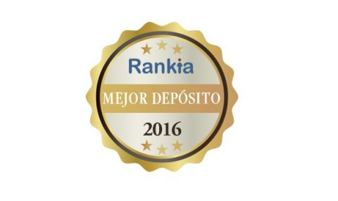 El Depósito Self, Mejor Depósito de 2016 en los Premios Rankia