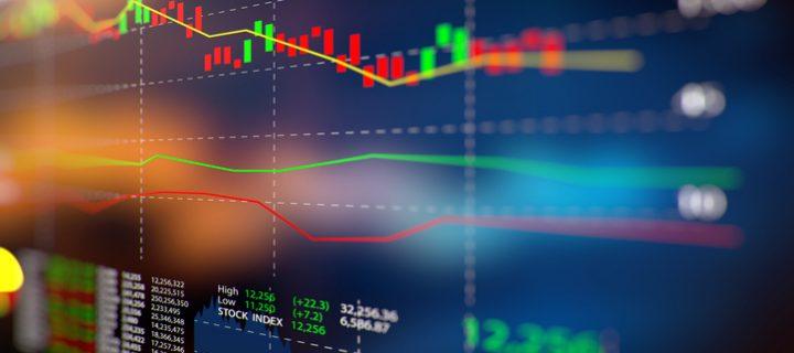 Las bolsas europeas inician la semana con caídas del 1%