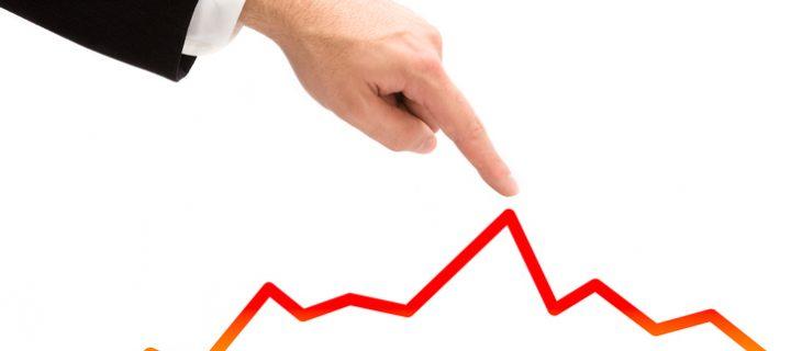 El IBEX cae por segunda sesión consecutiva y se sitúa en los 11.049 puntos