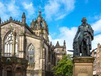 La mano invisible de Adam Smith