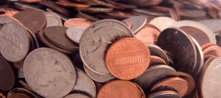 45 años ahorrando centavos