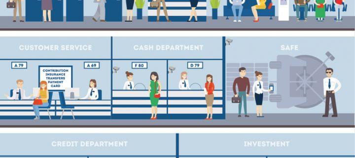 ¿Cómo funcionan realmente los bancos?