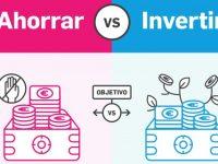 Ahorrar vs Invertir [Infografía]