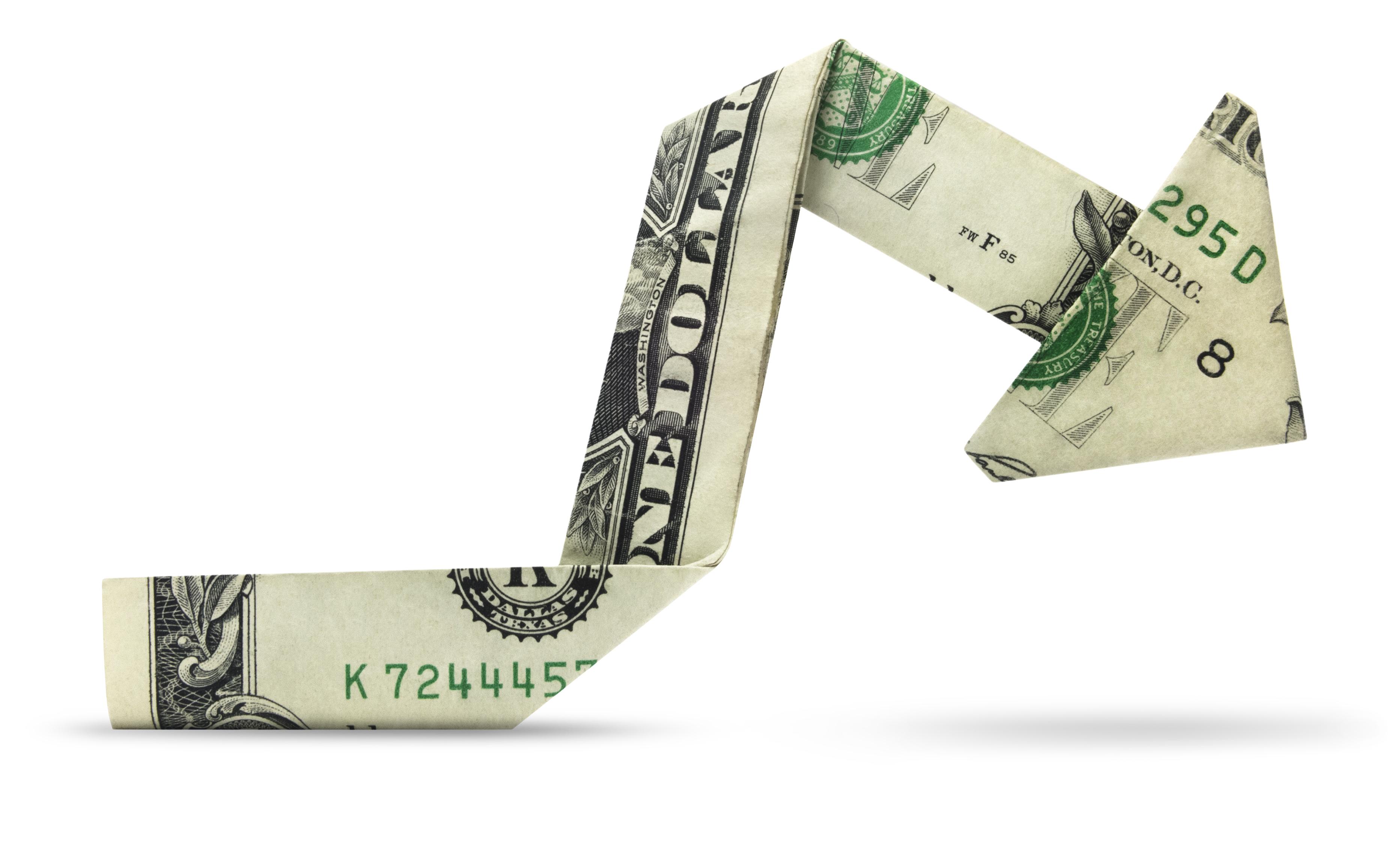 ¿Cómo ganar dinero cuando un activo baja?