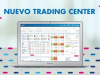 Arranca la nueva plataforma Trading Center