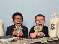 Consejos para la educación financiera de tus hijos según su edad