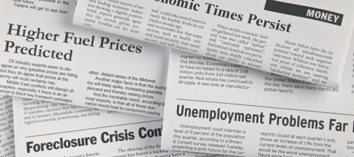 Prensa económica, porque la buena información es fundamental para el éxito del inversor