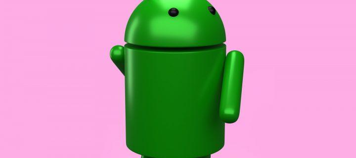 El androide que poco a poco se va comiendo la manzana. La batalla de Alphabet y Apple también en bolsa