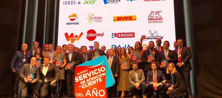 Self Bank gana por octava vez el premio de Mejor Servicio de Atención al Cliente 2020
