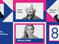 Mujeres que han marcado la historia económica reciente
