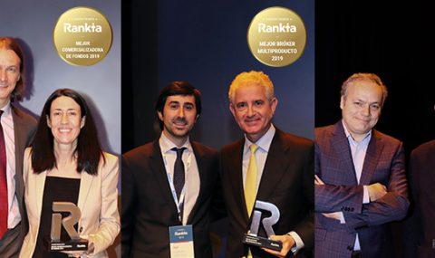 SelfBank by Singular Bank recibe tres galardones en la 5ª edición de los Premios Rankia