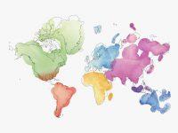¿Cómo se reparte el dinero en los mercados financieros del mundo?