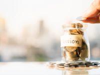 Mi plan de pensiones baja a veces, ¿qué debo hacer?