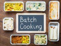 Batch cooking, el concepto en la cocina que te va a ayudar a ahorrar dinero y tiempo