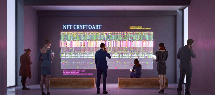 NFT y criptoarte: el nuevo mercado de obras digitales únicas y muy valiosas