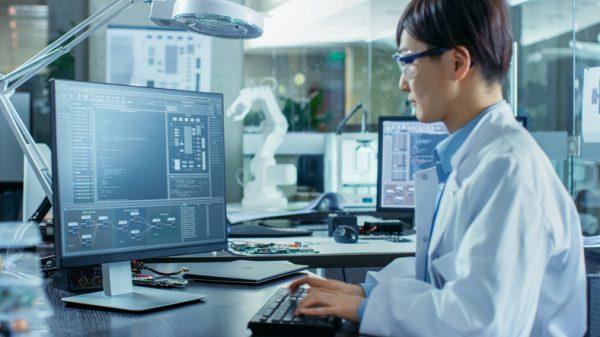 laboratorio china