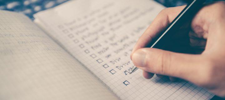 El checklist definitivo para retomar las finanzas tras las vacaciones